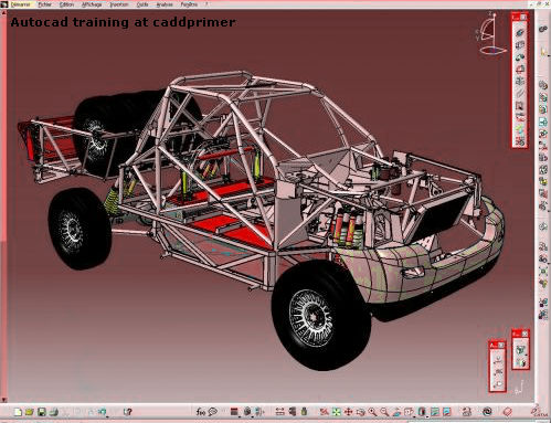 Autocad 3d training mechanical industrial training Mechanical Industrial Training AutoCad 3D Design
