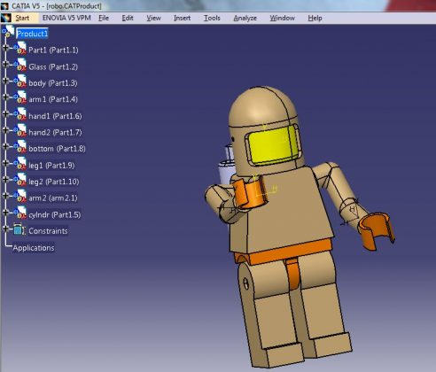catia robot 1 catia training in chandigarh CATIA Training in chandigarh catia robot 1 492x420