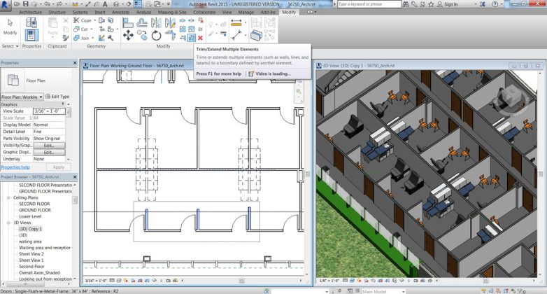 revit training in chandigarh revit training in chandigarh revit training in chandigarh trim extend multiple elements large 1152x619 782x420