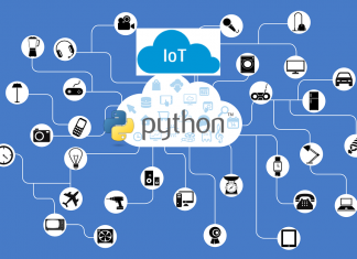 python training with iot in chandigarh