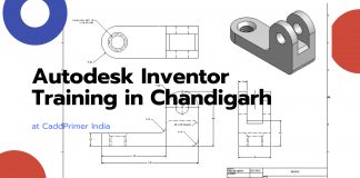Autodesk Inventor training in Chandigarh