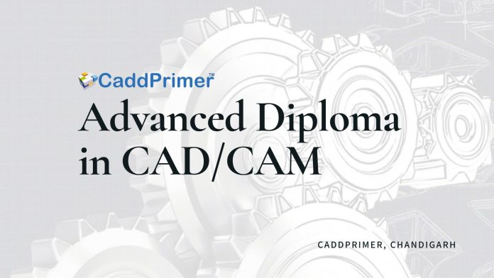 Advanced Diploma in CAD/CAM